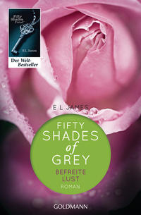 Fifty Shades of Grey - Befreite Lust Cover