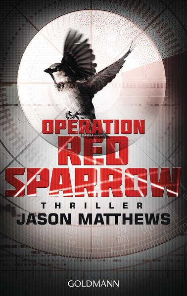 Operation Red Sparrow - Coverbild