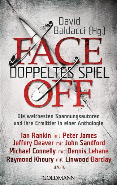 FaceOff – Doppeltes Spiel - Coverbild