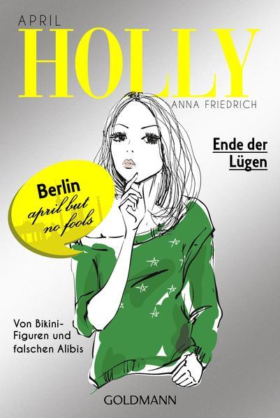Holly. Ende der Lügen - Coverbild
