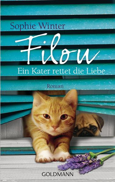 Filou - Ein Kater rettet die Liebe - Coverbild