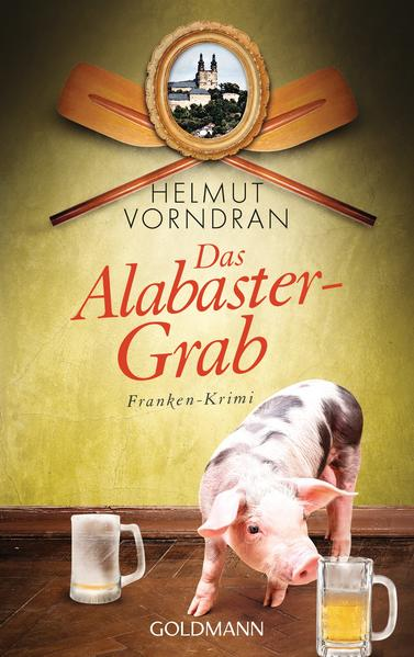Das Alabastergrab - Coverbild