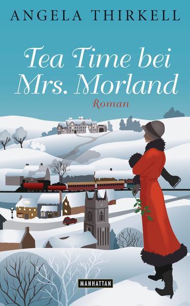 Tea Time bei Mrs. Morland - Coverbild