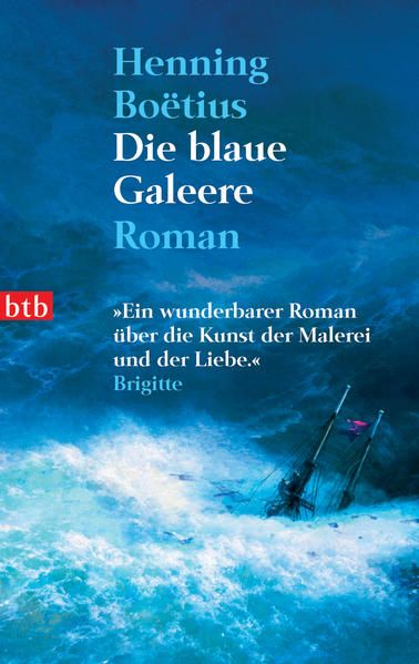 Die blaue Galeere - Coverbild