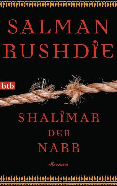 Shalimar der Narr - Coverbild