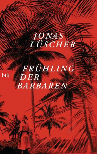 Frühling der Barbaren - Coverbild