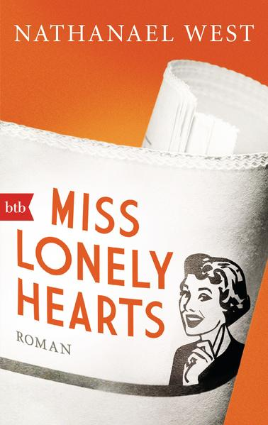 Miss Lonelyhearts - Coverbild