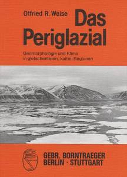 Das Periglazial - Coverbild