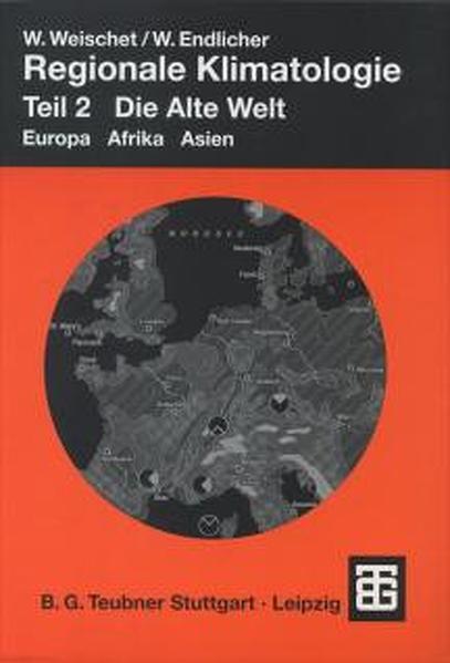 Regionale Klimatologie - Coverbild