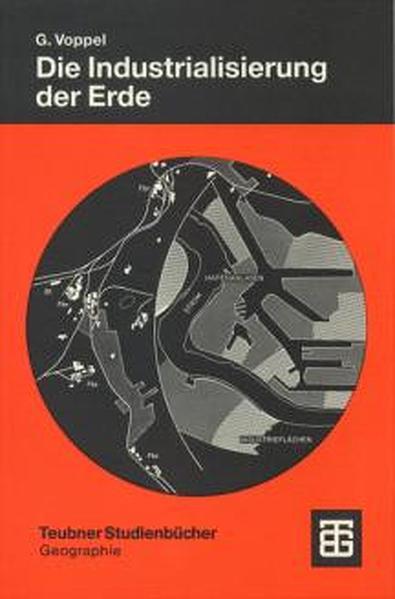 Die Industrialisierung der Erde - Coverbild