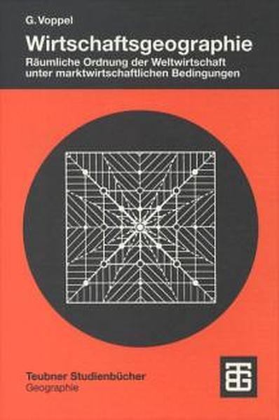 Wirtschaftsgeographie - Coverbild