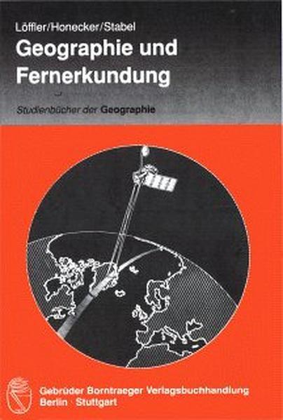 Geographie und Fernerkundung - Coverbild