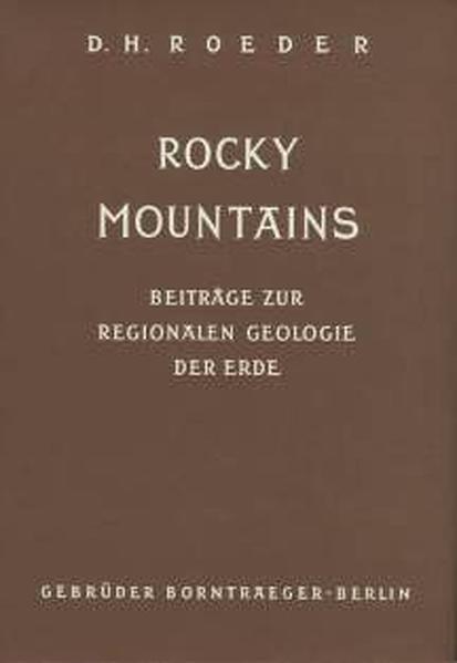 Rocky Mountains - Coverbild