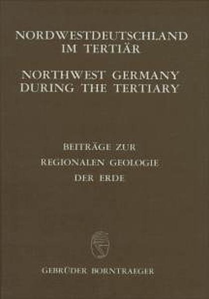 Nordwestdeutschland im Tertiär /Northwest Germany during the Tertiary - Coverbild