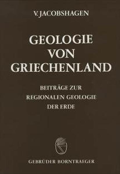 Geologie von Griechenland - Coverbild