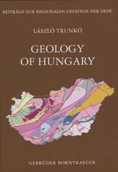 Geology of Hungary - Coverbild