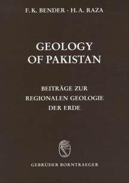 Geology of Pakistan - Coverbild