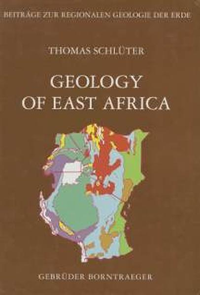 Geology of East Africa - Coverbild