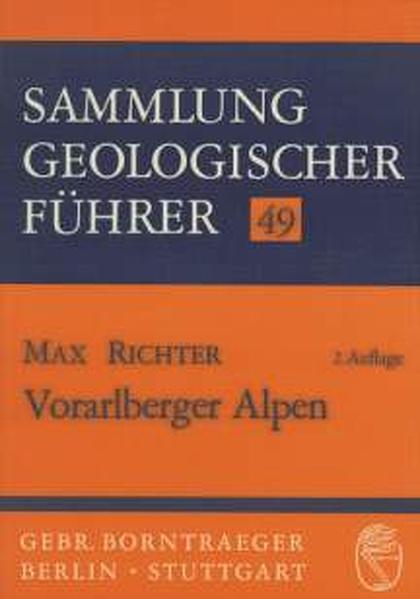 Vorarlberger Alpen - Coverbild
