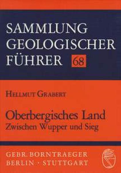 Oberbergisches Land zwischen Wupper und Sieg - Coverbild