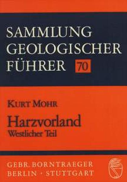 Harzvorland - Westlicher Teil - Coverbild