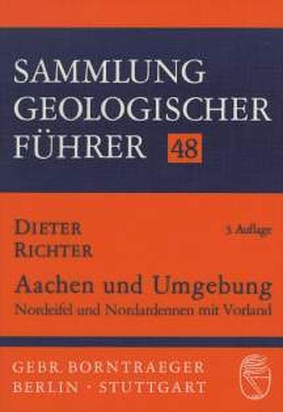 Aachen und Umgebung - Coverbild