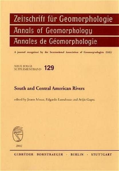 South and Central American Rivers - Coverbild