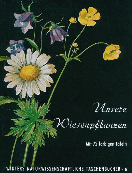 Unsere Wiesenpflanzen - Coverbild