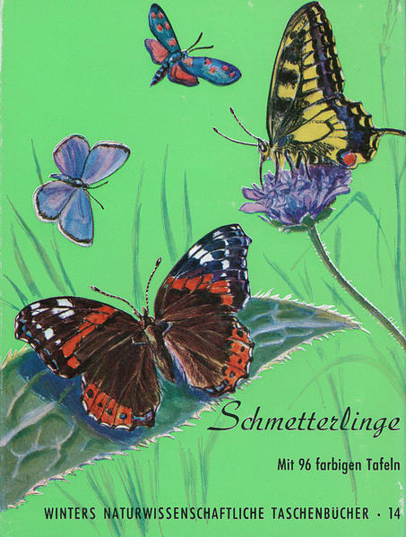 Schmetterlinge - Coverbild