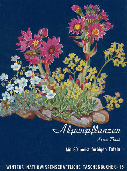 Alpenpflanzen - Coverbild