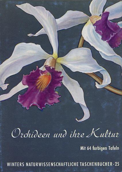 Orchideen der Tropen und Subtropen - Coverbild