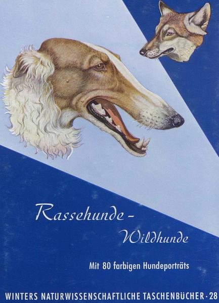 Rassehunde - Wildhunde - Coverbild