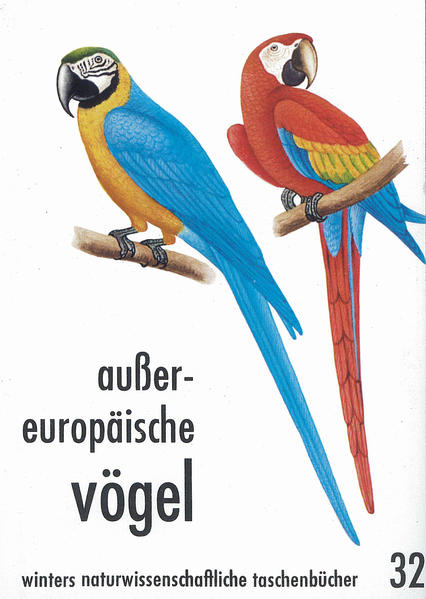 Aussereuropäische Vögel - Coverbild