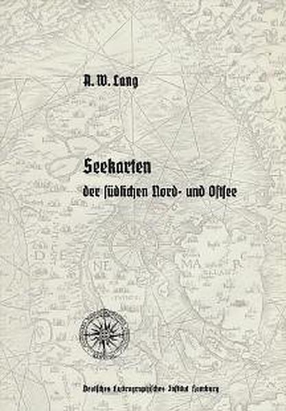 Seekarten der südlichen Nord- und Ostsee - Coverbild