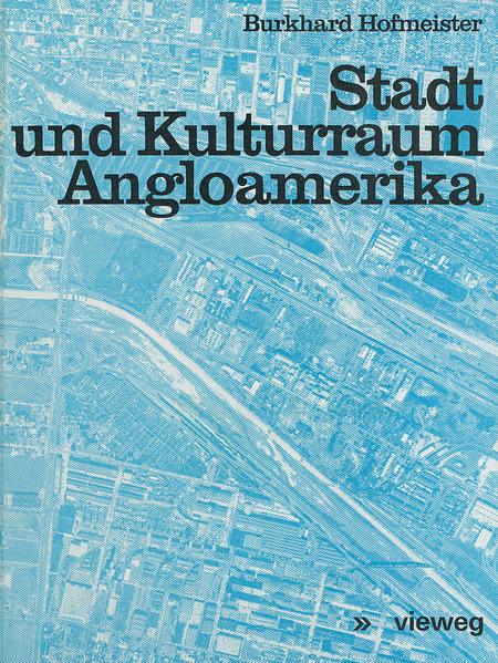 Stadt und Kulturraum Angloamerika - Coverbild