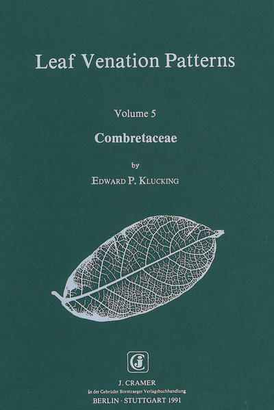 Leaf Venation Patterns / Combretaceae - Coverbild