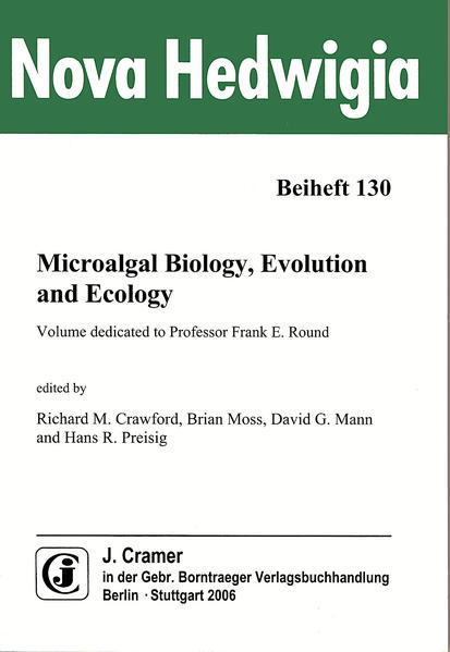 Microalgal Biology, Evolution and Ecology - Coverbild