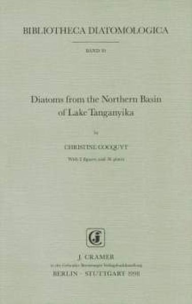 Diatoms from the Northern Basin of Lake Tanganyika - Coverbild