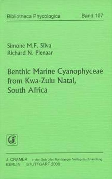 Benthic Marine Cyanophyceae from Kwa-Zulu Natal, South Africa - Coverbild