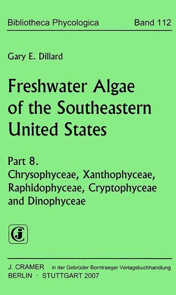 Freshwater Algae of the Southeastern United States, Part 8 - Coverbild