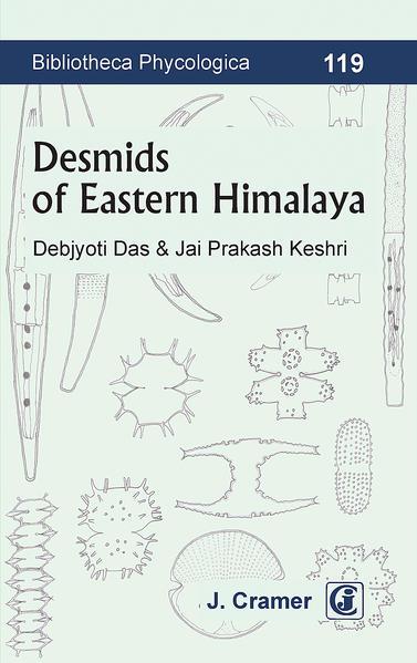 Desmids of Eastern Himalaya - Coverbild