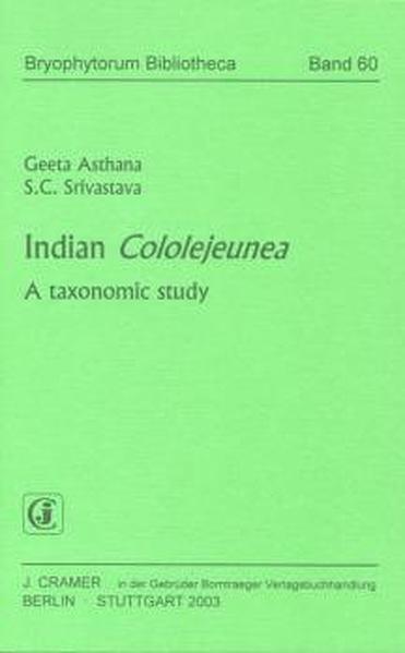 Indian Cololejeunea - Coverbild