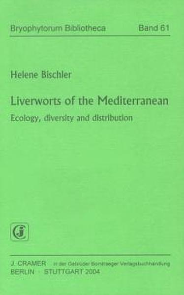 Liverworts of the Mediterranean - Coverbild