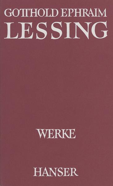 Werke Band I - Coverbild