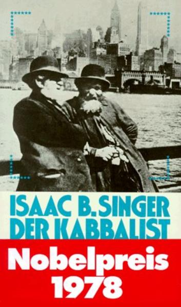 Der Kabbalist vom East Broadway - Coverbild