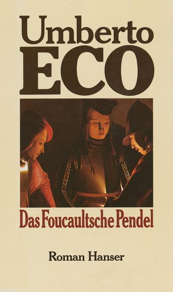 Das Foucaultsche Pendel - Coverbild