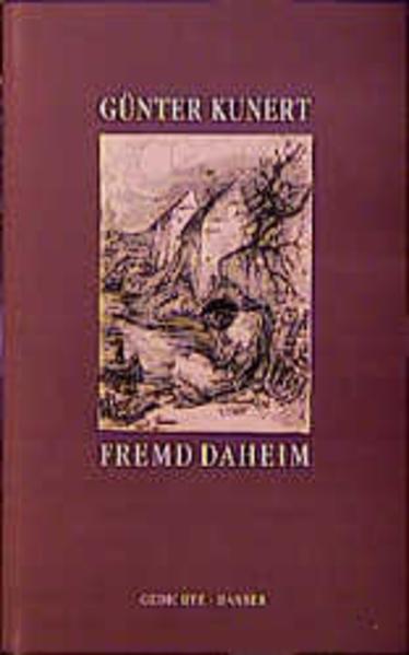 Fremd daheim - Coverbild