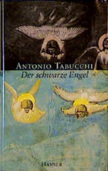 Der schwarze Engel - Coverbild
