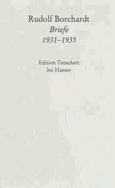 Gesammelte Briefe - Coverbild