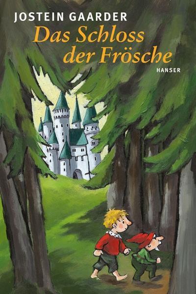 Das Schloss der Frösche - Coverbild